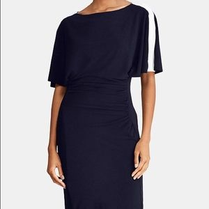 Navy Blue Lauren Dress by Ralph Lauren